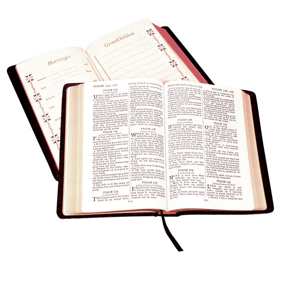 Cambridge Large-Print Holy Bible